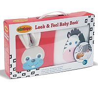 Edushape Look & Feel Baby Book