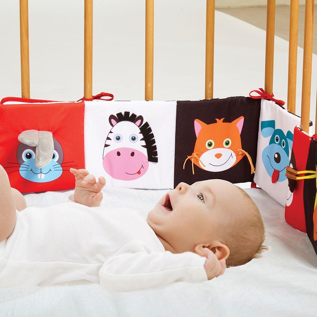 Edushape Look & Feel Baby Book