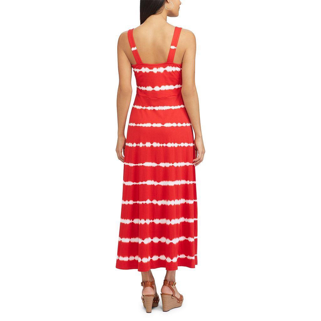 Women's Chaps Seashell Maxi Dress