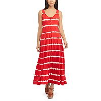 Women's Chaps Seashell Maxi Dress