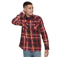 Men's Levi's® Flannel Western Button-Down Shirt