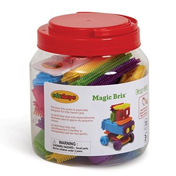 Edushape 72-pc. Ez-Grip Magic Brix