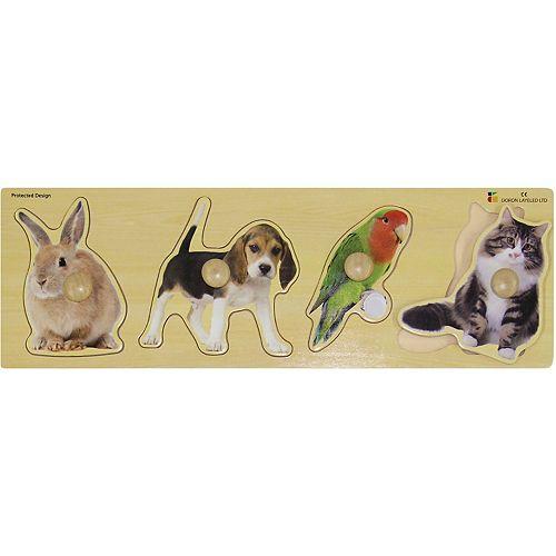 Edushape Pets Giant Puzzle