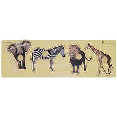 Edushape Wild Animals Giant Puzzle