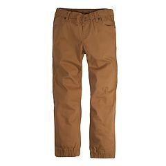 Boys 8-20 Levi's® Twill Jogger