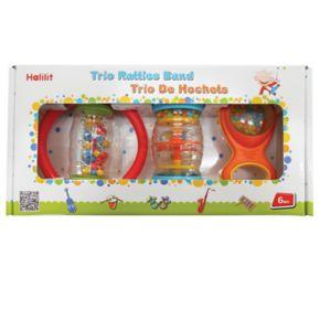 Edushape Trio Rattle Band