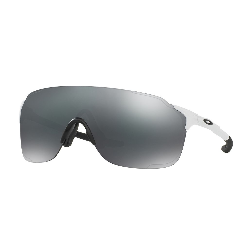 Oakley EVZero Stride OO9386 38mm Shield Black Iridium Sunglasses
