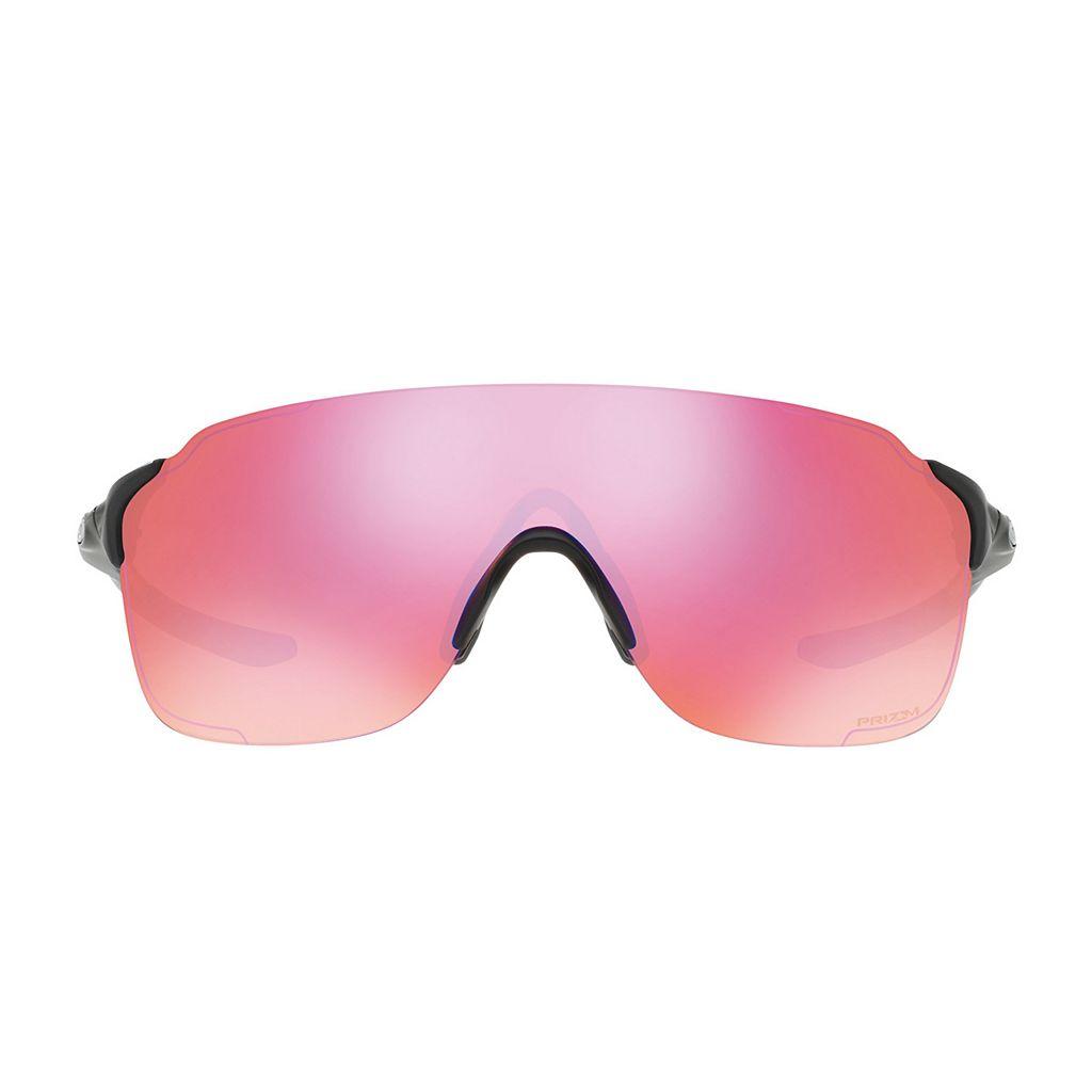 Oakley EVZero Stride OO9386 38mm Shield PRIZM Trail Polarized Sunglasses