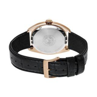 Citizen Eco-Drive Men's Paradex Leather Watch - BU4013-07H