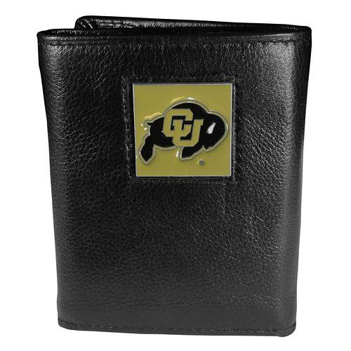 Colorado Buffaloes Trifold Wallet