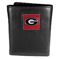 Georgia Bulldogs Trifold Wallet
