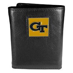 Georgia Tech Yellow Jackets Trifold Wallet