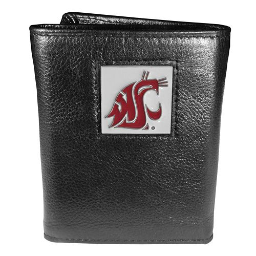 Washington State Cougars Trifold Wallet