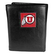 Utah Utes Trifold Wallet
