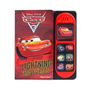 Disney / Pixar Cars 3 Lightning And Friends Sound Book by PI Kids
