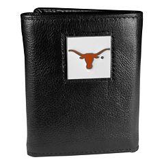 Texas Longhorns Trifold Wallet