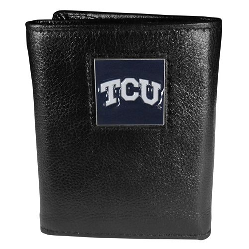 TCU Horned Frogs Trifold Wallet