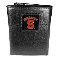Syracuse Orange Trifold Wallet