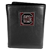 South Carolina Gamecocks Trifold Wallet