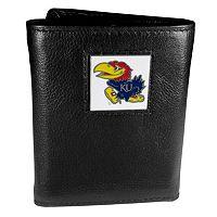 Kansas Jayhawks Trifold Wallet
