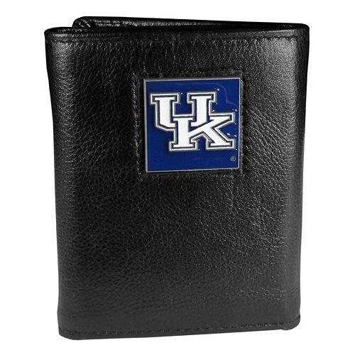 Kentucky Wildcats Trifold Wallet