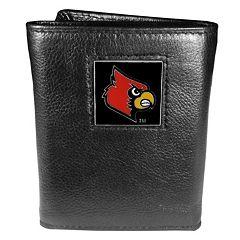 Louisville Cardinals Trifold Wallet