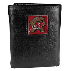 Maryland Terrapins Trifold Wallet