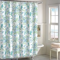 Destinations Pearl Seaweed Shower Curtain