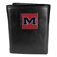 Ole Miss Rebels Trifold Wallet