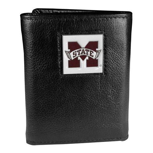 Mississippi State Bulldogs Trifold Wallet