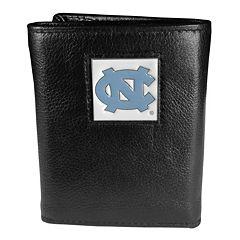 North Carolina Tar Heels Trifold Wallet