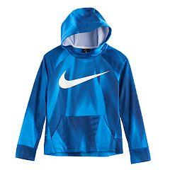 Boys 8-20 Nike Therma Legacy Hoodie