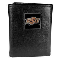 Oklahoma State Cowboys Trifold Wallet