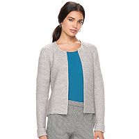 Women's ELLE™ Ribbed Cardigan
