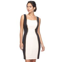 Women's Chaya Colorblock Sheath Dress