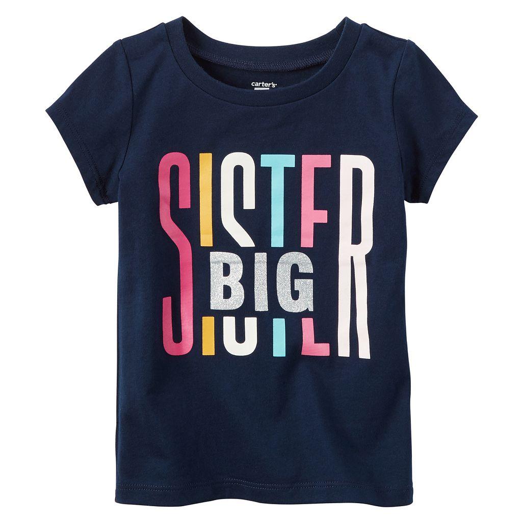 Toddler Girl Carter's Short-Sleeve