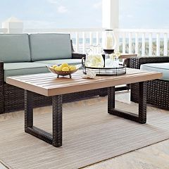 Crosley Furniture Beaufort Patio Coffee Table