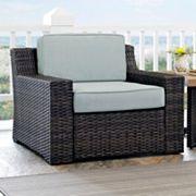 Crosley Furniture Beaufort Patio Arm Chair
