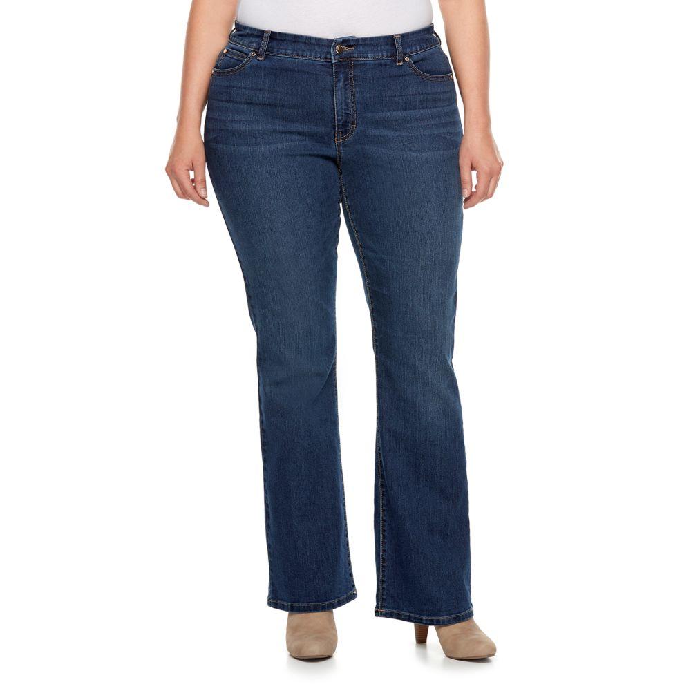 size jennifer lopez bootcut jeans