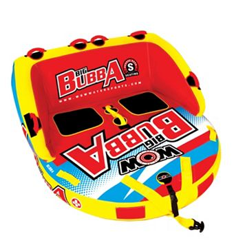 WOW Big Bubba High Visibility Inflatable Towable
