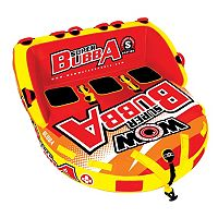 WOW Super Bubba High Visibility Inflatable Towable