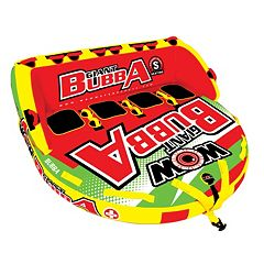 Wow Watersports Giant Bubba High Visibility Inflatable Towable