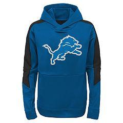 Boys 8-20 Detroit Lions Hyperlink Pullover Hoodie