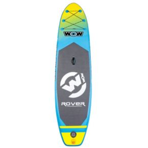 WOW Rover Flatwater Inflatable Stand Up Paddle Board & Paddle Set
