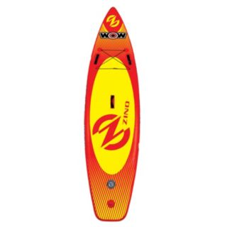 WOW Zino 11-Foot Stand Up Paddle Board & Paddle Set