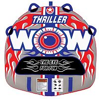 WOW Thriller Inflatable Towable Tube