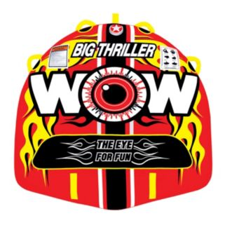 WOW Big Thriller Inflatable Towable Tube