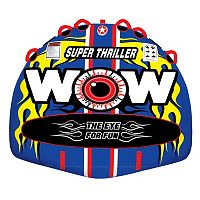 WOW Super Thriller Inflatable Towable Tube