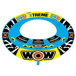 Wow Watersports XO Extreme Inflatable Towable Tube