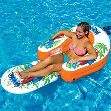 WOW Malibu Lounge Inflatable Towable Tube